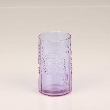 Nuutajärvi Flora lasi, 20 cl, suunnittelija Oiva Toikka, 20 cl
