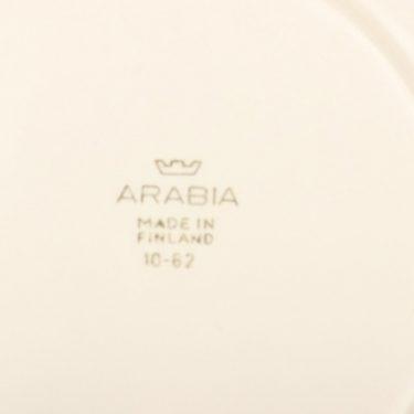 Arabia Hilppa kahvikuppi, 3 osainen, suunnittelija Esteri Tomula, 3 osainen, serikuva kuva 2