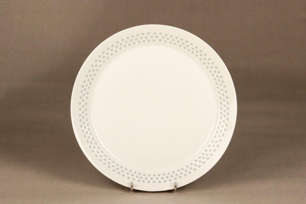 Arabia Helmi plate, porcelain, Friedl Holzer-Kjellberg