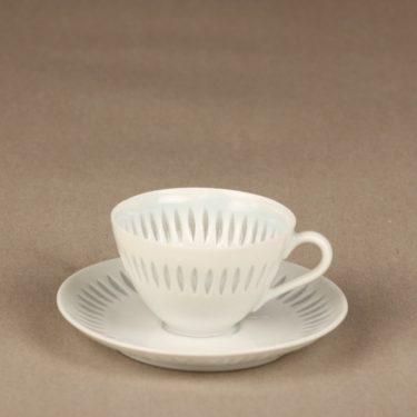 Arabia FK mocha cup, porcelain, Friedl Holzer-Kjellberg