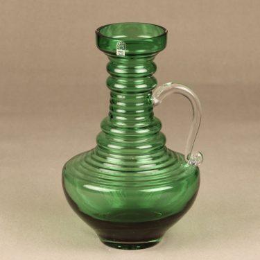 Riihimäki glass Kleopatra vase, glass, Tamara Aladin