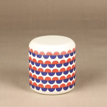 Finel jar, designer Leif Eriksson, silk screening, retro