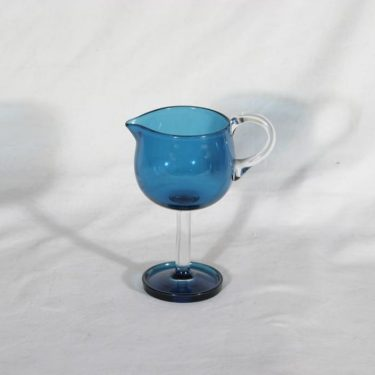 Riihimäen lasi Harlekiini kermakko, 10 cl, suunnittelija Nanny Still, 10 cl
