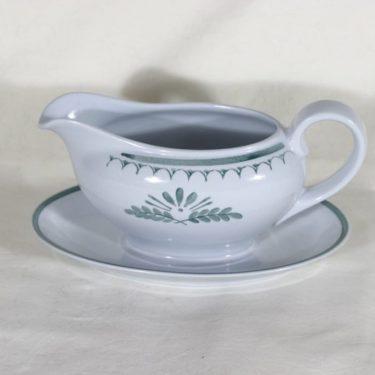 Arabia Green Thistle kastikekaadin, käsinmaalattu, suunnittelija , käsinmaalattu