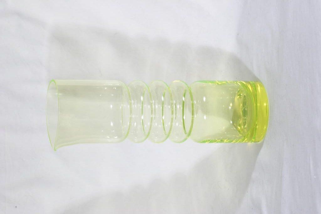 Riihimäen lasi Tzarina lasikaadin, 1.5 l, suunnittelija Nanny Still, 1.5 l