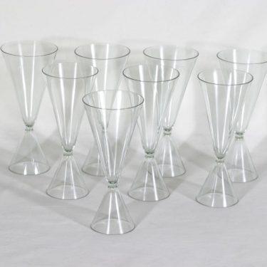 lasit, 10 cl, 8 kpl, suunnittelija , 10 cl