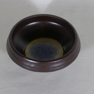 Kupittaan savi bowl, hand-painted, small