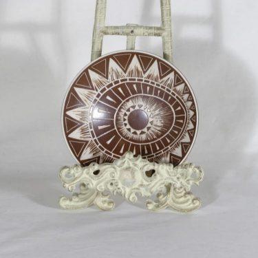 Arabia Taika malja, käsinraaputettu, suunnittelija , käsinraaputettu