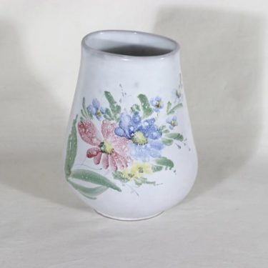 Arabia ARA vase, hand-painted