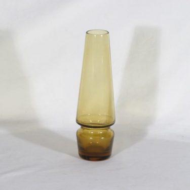 Lasipaja Koskenkorva maljakko, ruskea, suunnittelija ,