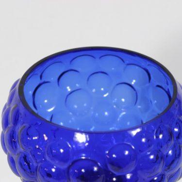Kumela 5012-250 jalallinen malja, sininen, suunnittelija Kaj Blomqvist,  kuva 2