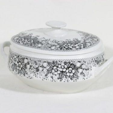 Arabia Talvikki liemikulho, 2.875 l, suunnittelija Raija Uosikkinen, 2.875 l, kuparipainokoriste