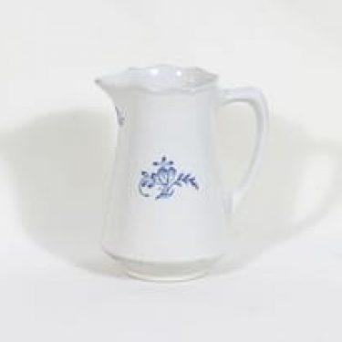 Arabia FQ kaadin, 1 l, suunnittelija , 1 l, siirtokuva, kukkakuvio