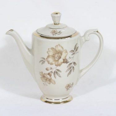 Arabia Myrna kahvikannu, 1.1 l, suunnittelija Olga Osol, 1.1 l, siirtokuva
