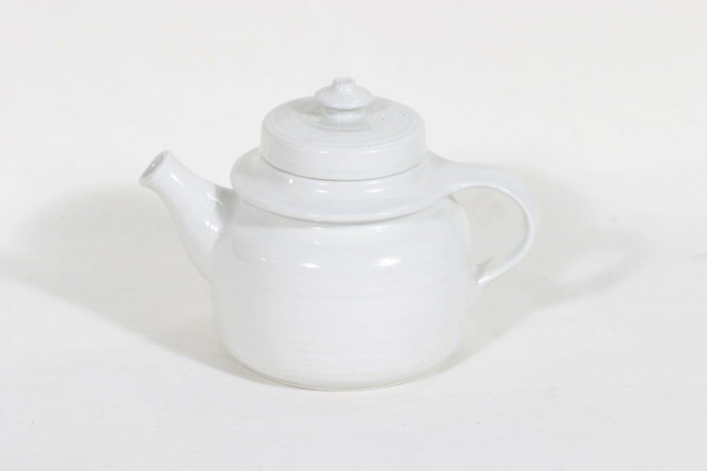 Arabia GD teekannu, 0.68 l, suunnittelija , 0.68 l, koristelematon