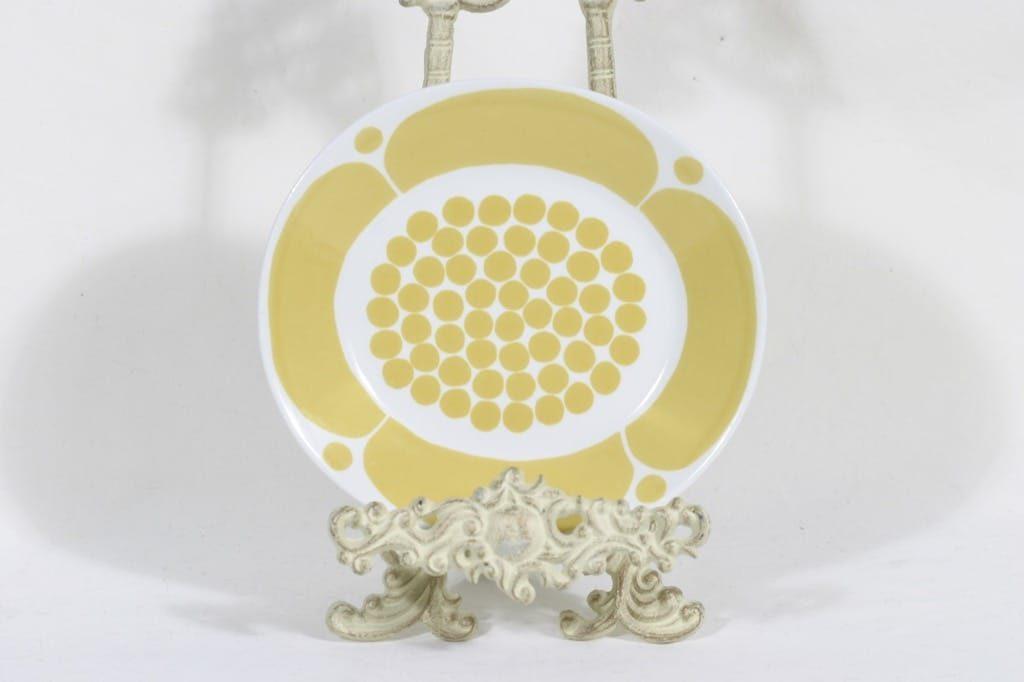 Arabia Sunnuntai vati, suunnittelija Birger Kaipiainen, soikea, painokoriste