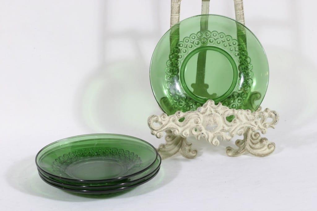 Kumela lautaset, vihreä, 3 kpl, suunnittelija , pieni
