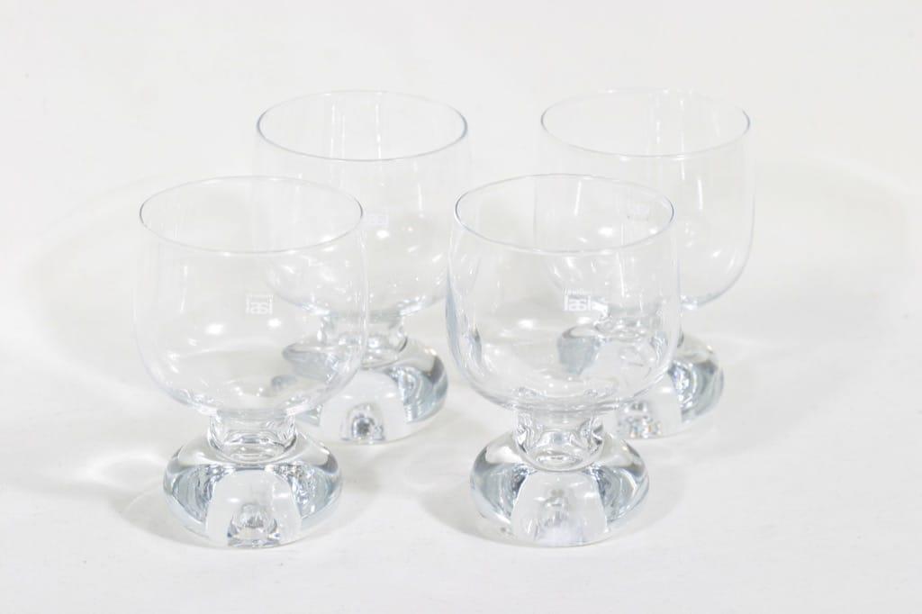 Riihimäen lasi Old King Cole lasit, 35 cl, 4 kpl, suunnittelija Erkkitapio Siiroinen, 35 cl