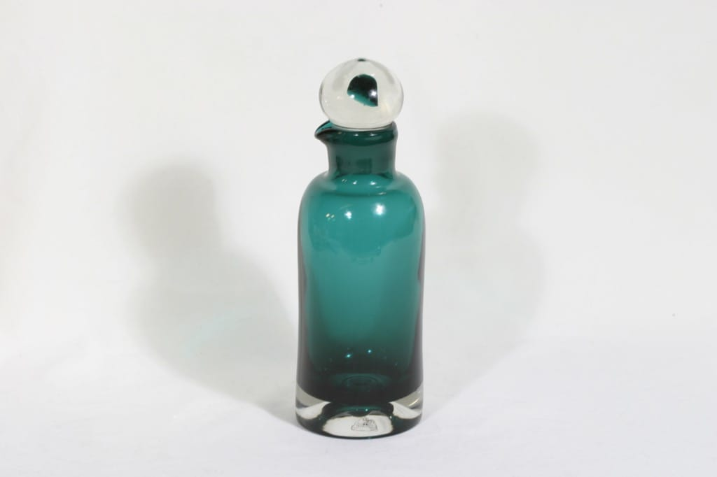 Riihimäen lasi Rex karahvi, 60 cl, suunnittelija Nanny Still, 60 cl, massiivinen