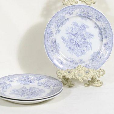 Arabia Fasaani lautaset, matala, 3 kpl, suunnittelija , matala, kuparipainokoriste