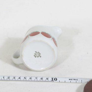 Arabia Pomona kermakko, mansikka, suunnittelija Raija Uosikkinen, mansikka, 18 cl kuva 3