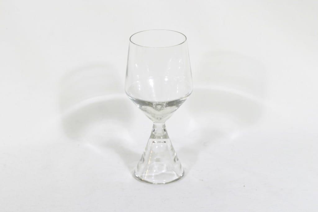 Riihimäen lasi Lido lasi, kirkas, suunnittelija Nanny Still,