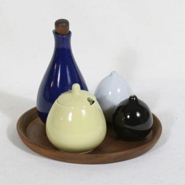 Arabia KA mausteikko, monivärinen, suunnittelija , koristelematon