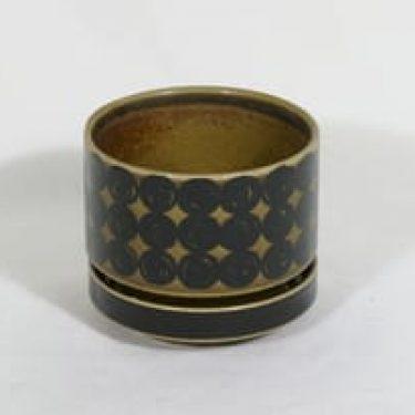 Arabia Kerä kukkaruukku, käsinmaalattu, suunnittelija , käsinmaalattu