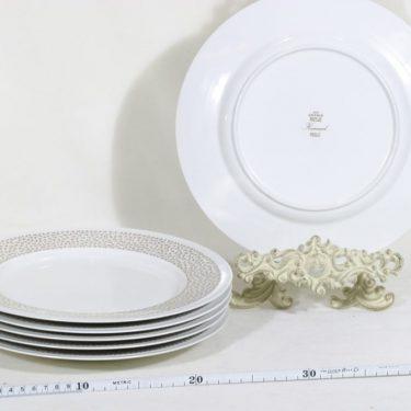Arabia Kimmel lautaset, 6 kpl, suunnittelija Esteri Tomula, serikuva kuva 2