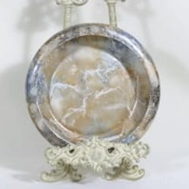 Arabia loistomarmori maljakko, suunnittelija , lysterikoriste
