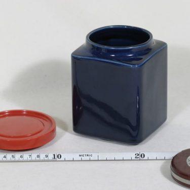 Arabia FF 2 purnukka, sininen, suunnittelija , koristelematon kuva 2