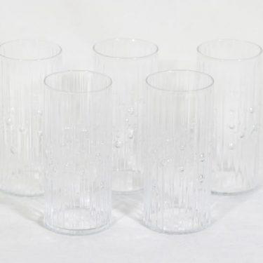 Iittala Mesi lasit, 35 cl, 5 kpl, suunnittelija Tapio Wirkkala, 35 cl