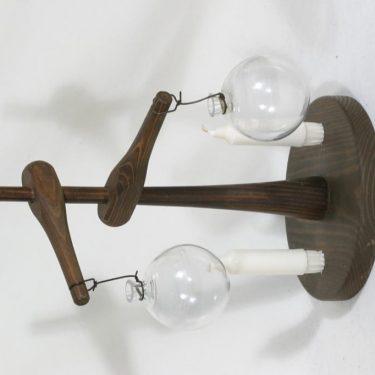 kynttelikkö, uniikki, suunnittelija Mauri Almari, uniikki