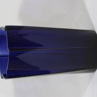 Nuutajärvi 1437 vase, lilac, Harry Moilanen