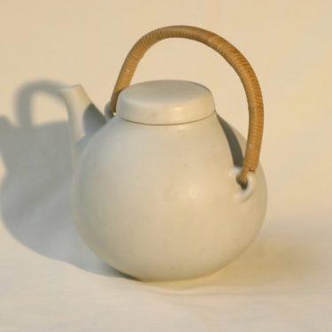 Arabia GA teekannu, suunnittelija Ulla Procopé,