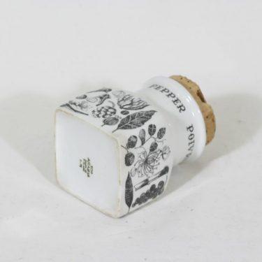 Arabia EK maustetölkki, pippuri, suunnittelija Esteri Tomula, pippuri, serikuva kuva 2