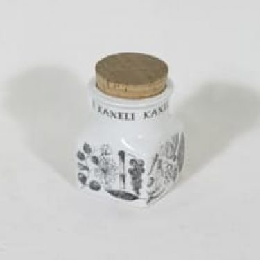 Arabia EK maustetölkki, suunnittelija Esteri Tomula, serikuva, kaneli