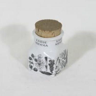 Arabia EK maustetölkki, kaneli, suunnittelija Esteri Tomula, kaneli, serikuva