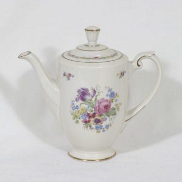 Arabia Elina kahvikannu, suunnittelija Esteri Tomula, siirtokuva