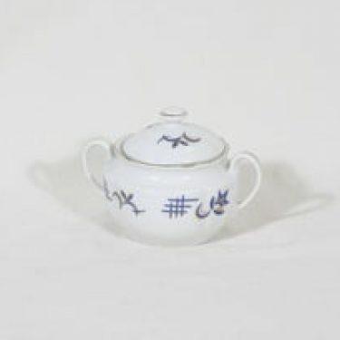 Arabia 4367 sokerikko, suunnittelija , siirtokuva, art deco