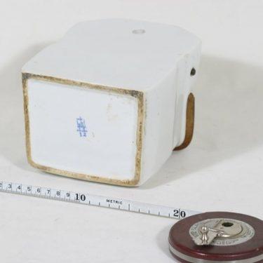 Arabia Luumu jauhoastia, suunnittelija Thure Öberg, puhalluskoriste kuva 2