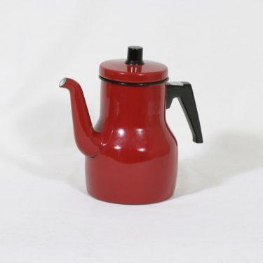 Finel kahvipannu, punainen, suunnittelija ,