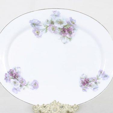 Arabia XI vati, kukkakuvio, suunnittelija , kukkakuvio, siirtokuva, suuri