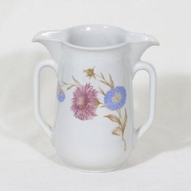 Arabia KA kaadin, kukkakuvio, suunnittelija , kukkakuvio, siirtokuva, 1 l