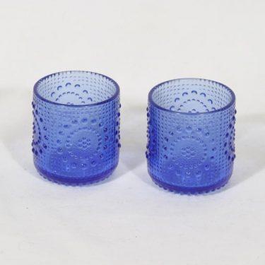 Riihimäen lasi Grapponia lasit, 16 cl, 2 kpl, suunnittelija Nanny Still, 16 cl