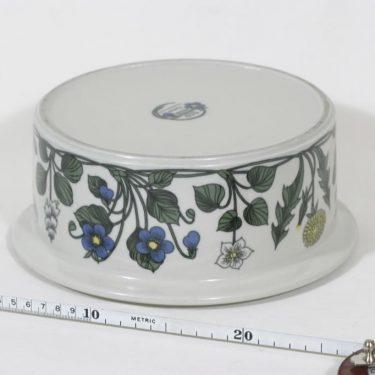 Arabia Flora kulho, suunnittelija Esteri Tomula, serikuva kuva 2
