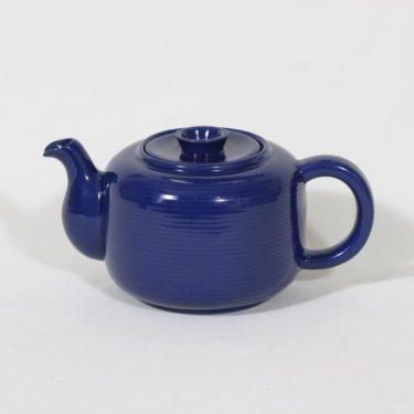 Arabia ARA teekaadin, sininen, suunnittelija Michael Schilkin,