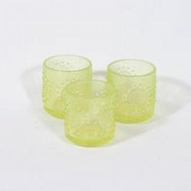 Riihimäen lasi Grapponia lasit, 16 cl, 3 kpl, suunnittelija Nanny Still, 16 cl