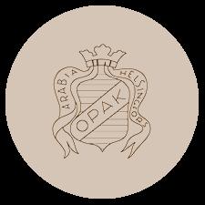 Arabian tehtaan värileima tai massaleima: Opak-fajanssi