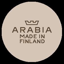 Arabian tehtaan värileima tunnetaan nimellä kruunuleima